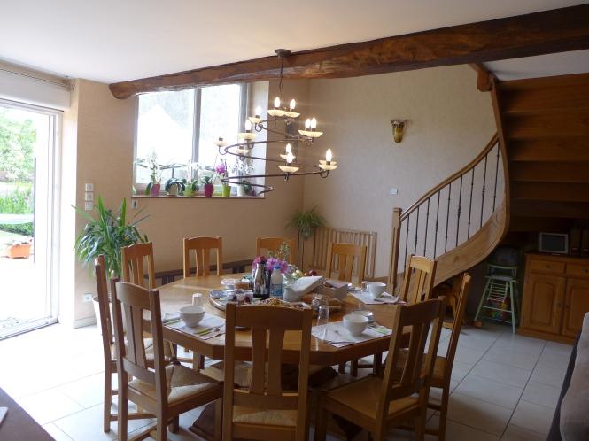 Chambre d'hôtes proche Langres 52
